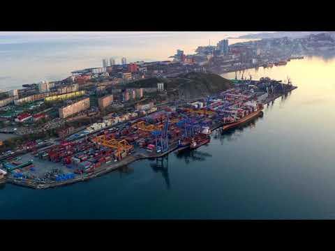 Таймлапс&Гиперлапс Владивосток весна 2020