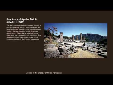 ARTH 2010 - Archaic Period