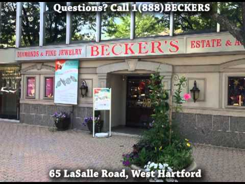 Rare Silver and Gold Coin Buyers & Dealers: Becker's Diamonds & Fine Jewelry West Hartford CT.