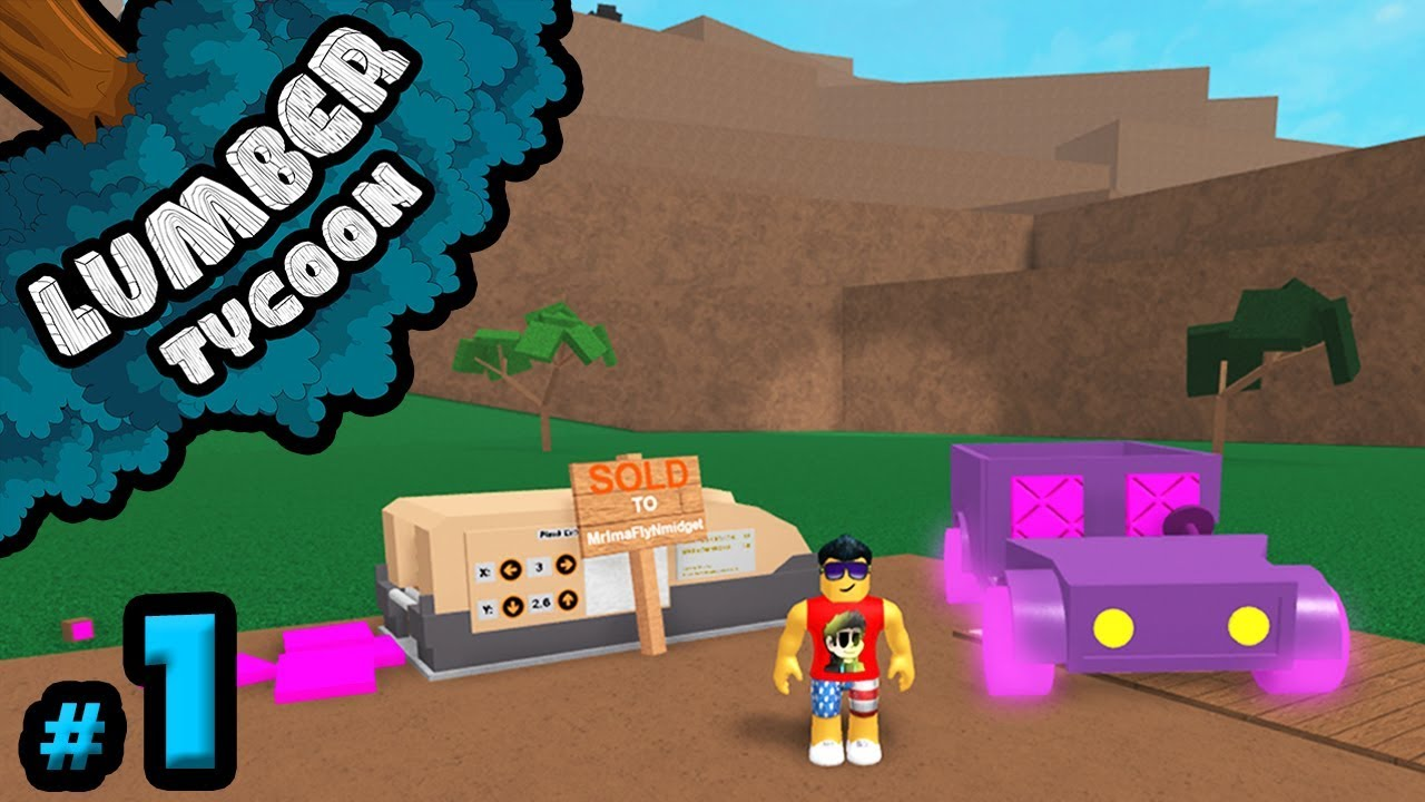 Roblox Modded Lumber Tycoon 2 Unlimited Money A New Beginning Lumber Tycoon Modded 1 Youtube