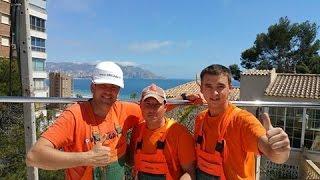 Делаем фасад в Испании CAPAROL CAPATECT - Caparol / Ceresit Работа в Испании Benidorm - #8(РАБОТАЕМ ПО ВСЕМУ МИРУ WWW.BRIGADA1.LV +37127065481 ПРИНИМАЕМ ЗАКАЗЫ НА ПОСТРОЙКУ ДОМОВ. РЕМОНТ КВАРТИР . ДИЗАЙН ..., 2016-08-23T17:09:29.000Z)