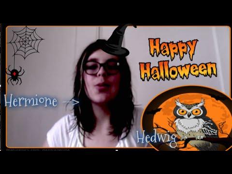 Last Minute Diy Harry Potter Halloween Costumes Youtube