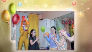 День рождения  Ксюши с Фиксиками для ДЦ