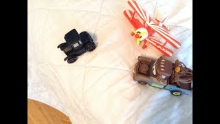 Cars Adventures 12-9-Lizzie Goes Skydiving