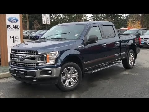 2019 Ford F-150 XLT XTR SuperCrew Review| Island Ford