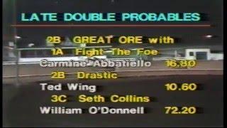 1982 Roosevelt Raceway - Fight The Foe - Carmine Abbatiello