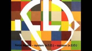 Force Legato - System (V.1.0) (♥1989)