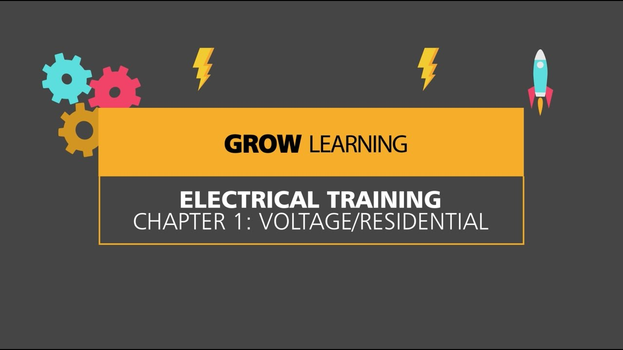 Electrical 101 Chapter 1: Voltage/Residential - YouTube