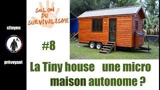 Baixar Salon du survivalisme #8: Tiny House la micro maison