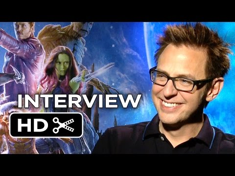 Guardians of the Galaxy Interview - James Gunn (2014) - Marvel Space Adventure HD
