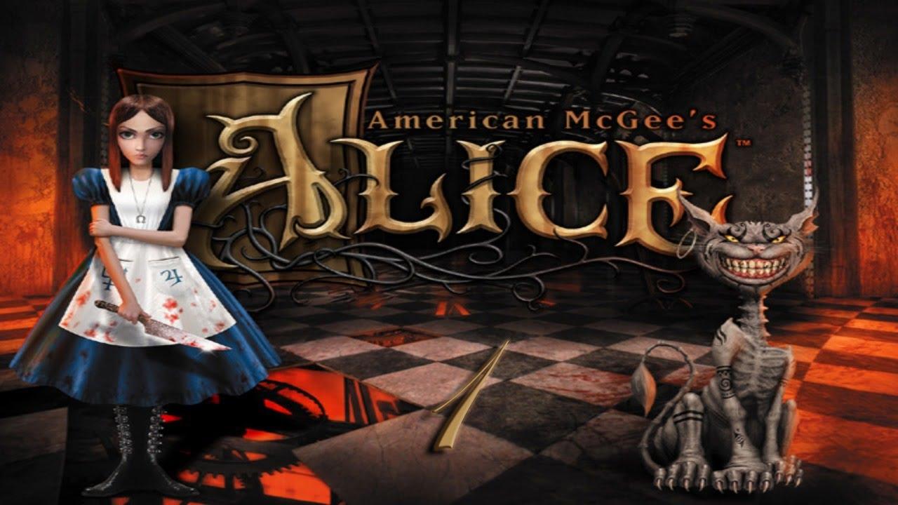 Аmerican mcgee's alice