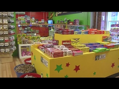 Bill adds sales tax on candy and soda purchases in Massachusetts