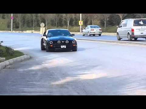 Mustang egzoz