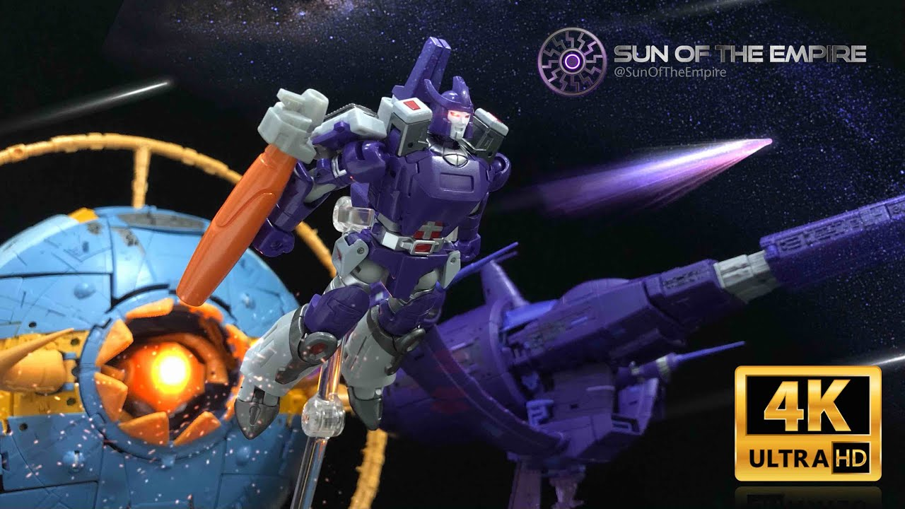 Newage Toys No.23 Darius Review by Sun Of The Empire
