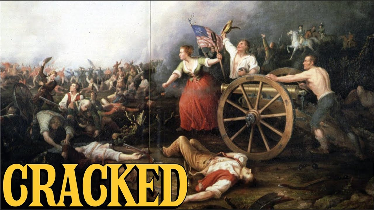 Famous American Revolutionary War Paintings