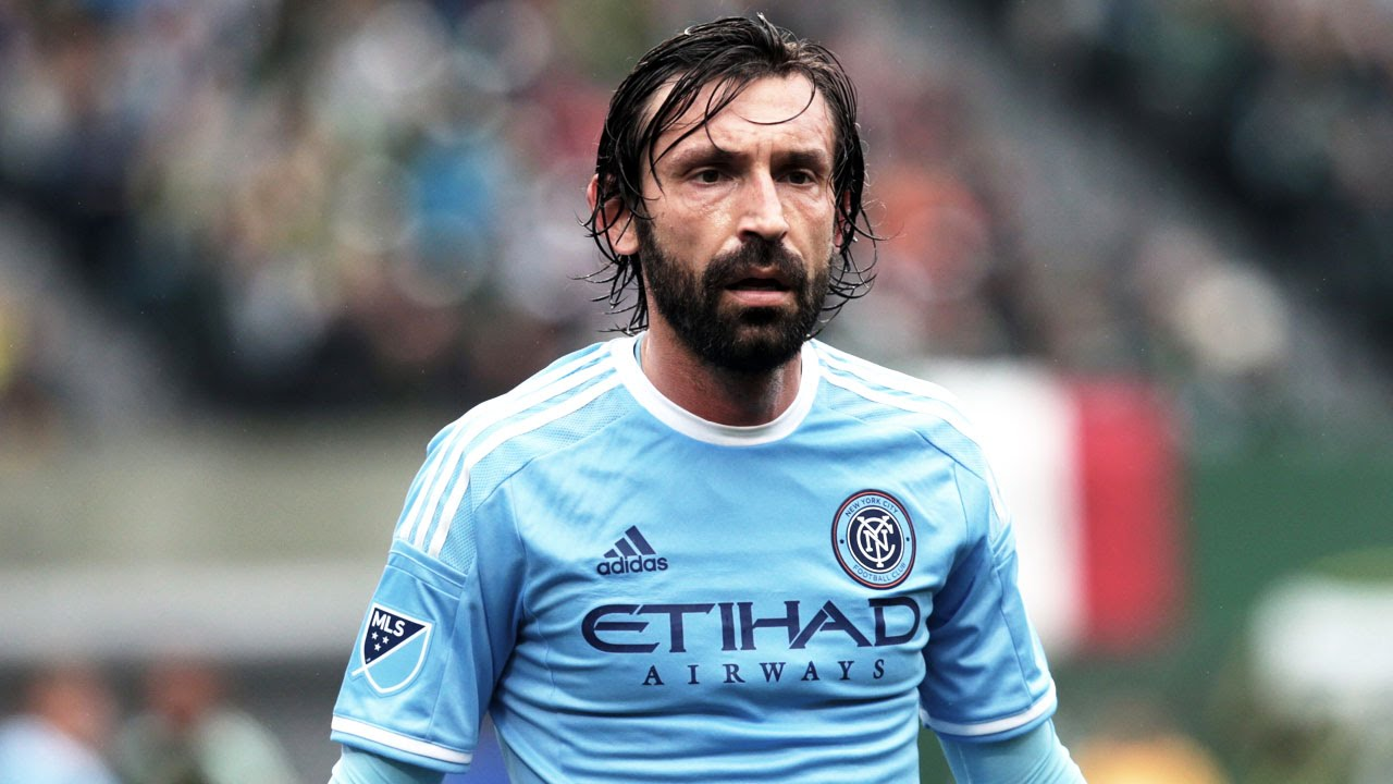 ANDREA PIRLO AMAZING FREE KICK GOAL WHAT A LEGEND