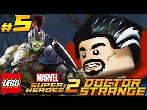LEGO Marvel Super Heroes 2 ITA #5 - La Magia di Doctor Strange - PS4 Pro