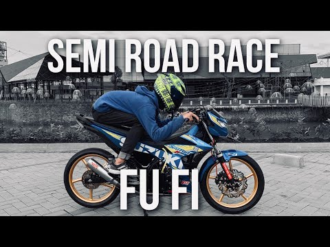 Satria FU FI / Injeksi Modif Semi Road Race - #78 GILAK! (Modification Parts And Test Ride Review)
