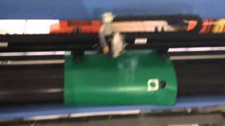 laser cutting plotter for vinyl sticker