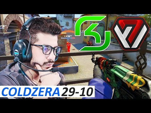 coldzera 29-10 / SK vs AVANGAR / Adrenaline Cyber League 2018 - Grand Final