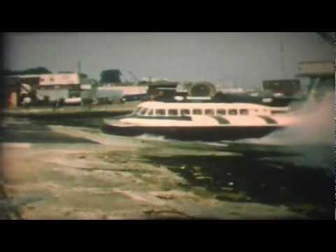 Seaspeed Hovercraft - YouTube
