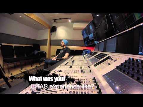 John Horne - Electric Lady Studios   CRAS Grads