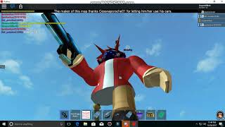 HAVING FUN WITH THE GROUP!! ROBLOX FREE FOR ALL(My group game!) JOIN MY GROUP!