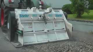 Навесной стабилизатор грунта Stehr SBF 24-2 [HD]