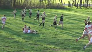 Sophmore Season Rugby Highlights