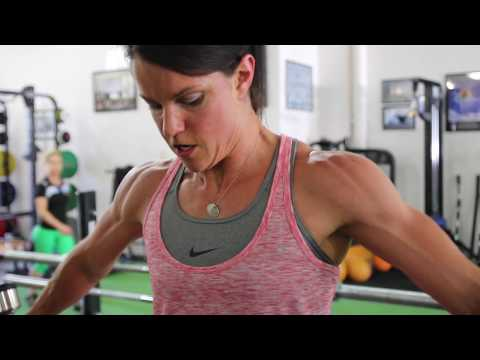 How to Train the Female Figure Competitor | Workout Motivation with Enterprise Fitness