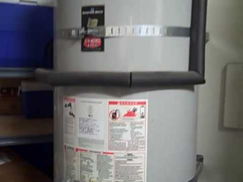 how to fix a leaking tankless water heater