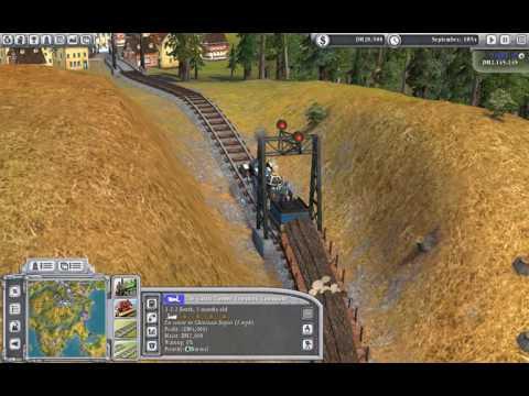 Sid Miers Railroads! part 1 |