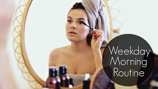 One of Carrie Rad's most viewed videos: Get Ready With Me | Weekday Morning Routine