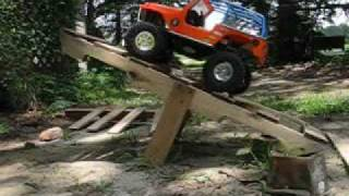 How To Make An Rc Rock Crawler Obstacle Out Of A Pallet.