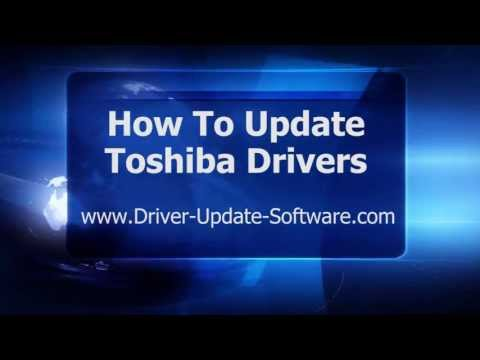 How To Download & Update Toshiba Drivers [Working 2018]