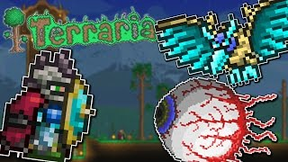 Terraria 1.3.4 - MODDED EXPERT MODE! (Funny Moments and Fails) [5]
