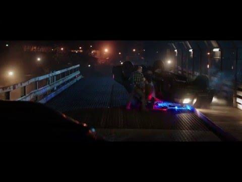 Homefront (2013) - Jason v Franco - End Bridge Scene