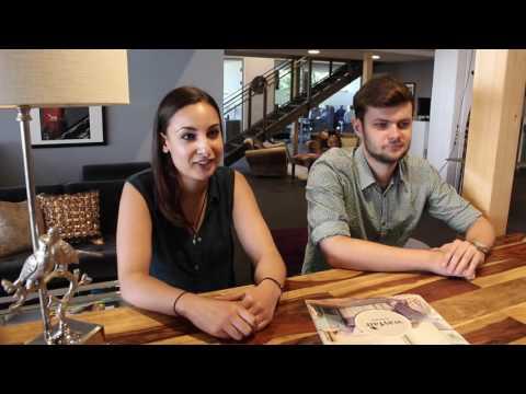 Open talents zu Besuch bei Wayfair