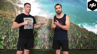 Full Body Assault Battle Rope and Kettlebell Challenge