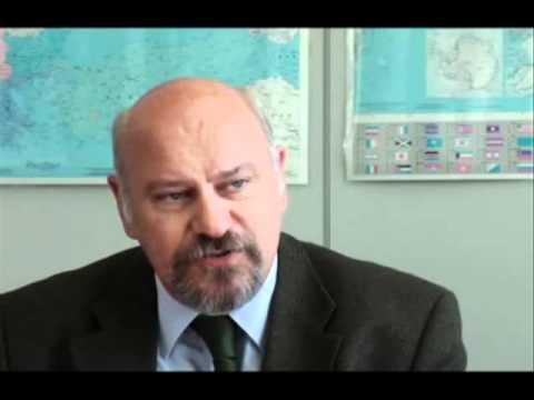 EU Maritime Transport Strategy -- Dimitrios Theologitis, Head of Unit - Part 1