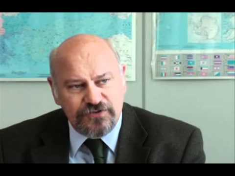 EU Maritime Transport Strategy -- Dimitrios Theologitis, Head of Unit - Part 1