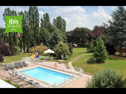 Discover Ibis Styles Nancy Sud • France • Creative By Design Hotels • Ibis