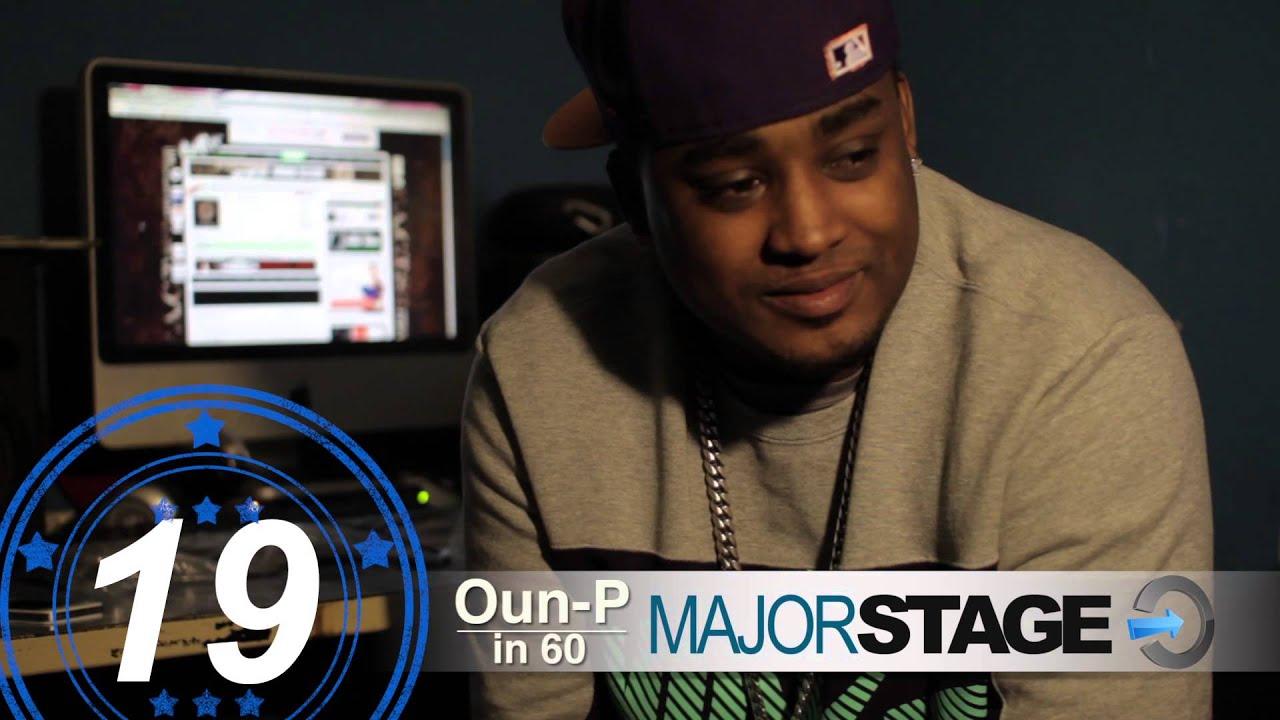 MajorStage presents #OunPin60 w/ Oun-P (Interview)