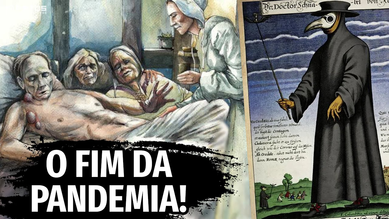 Como a peste negra realmente acabou?