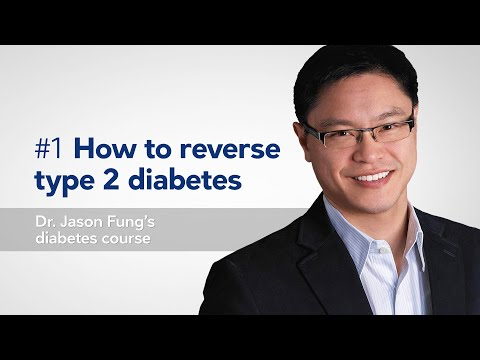 How to reverse diabetes type 2 – the video course
