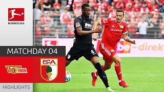 Унион  0-0  Аугсбург видео