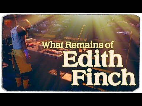 К ЧЕМУ ПРИВОДЯТ МЕЧТЫ? – What Remains of Edith Finch