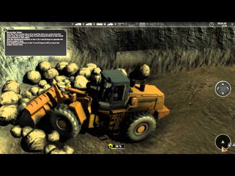 Let's Play Mining and Tunneling Simulator EP01
