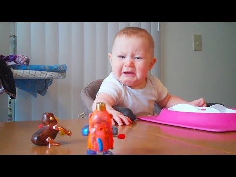 GET READY to LAUGH LIKE HELL, here are FUNNY BABIES and TODDLERS! - Hilarious Babies Compilation