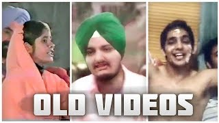 Old Videos of Punjabi Singers | PART - 2 | Rare Videos | Before They Were Famous | WavePunjabi